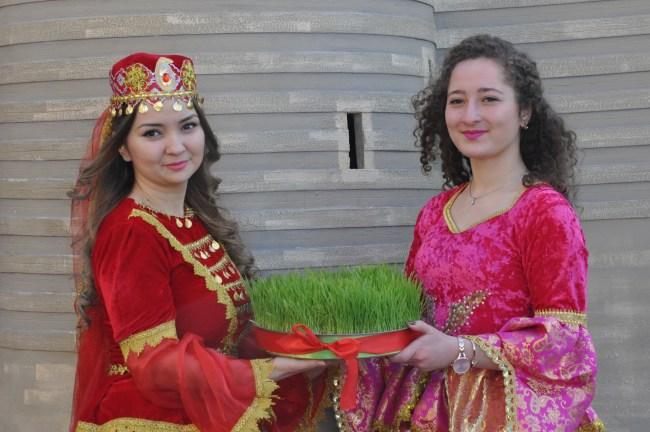 عید نوروز در گرجستان