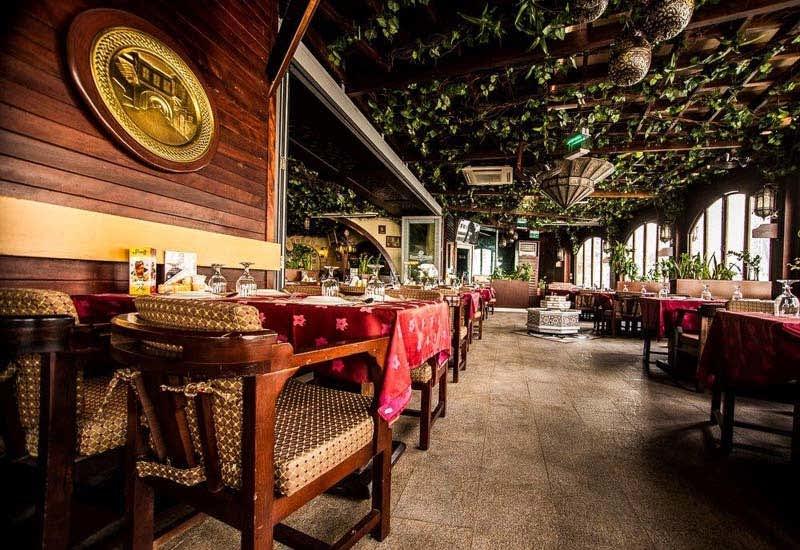 رستوران Reem Al Bawadi